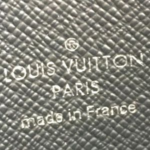 Louis Vuitton Bags - Pochette Voyage Rare Black Monogram Eclipse Clutch